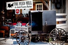 The BEST Amish bread, chicken salad, breakfast, you NAME it! Come visit us and we'll take you there!!! :))