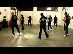 Baile Aerobico para Principiantes 4