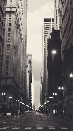Financial District Chicago World #iPhone #5s #Wallpaper