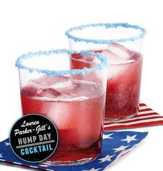 Felicity Huffman's What The Flicka? - 4th of July Cocktail Recipes