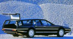 1986 Aston Martin Lagonda 'Series 3'