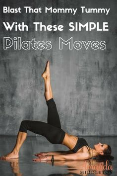 Blast-that-mommy-tummy-with-these-simple-pilates-moves. Informations About Video: Blast That Tummy With These SIMPLE Pilates Moves Pin You can easily Pilates Workout Routine, Pilates Abs, Pilates Training, Yoga Routine, Pilates Video, Pilates Reformer, Physical Fitness, Yoga Fitness, Fitness Men