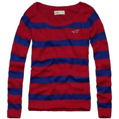 Hollister Co Rolling Hills Sweater ($40) ❤ liked on Polyvore