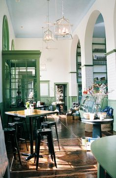 lowcountry fresh market and cafe - Yahoo Search Results Image Search Results Pub Interior, Interior And Exterior, Luxury Interior, Cafe Design, Store Design, House Design, Restaurant Design, Restaurant Bar, Luxury Restaurant