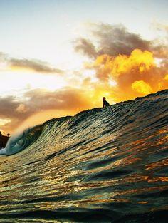 Waimea Sunset Ph: Dylan Gordon