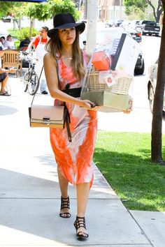 Jessica Alba is Our Glamour Style Icon of the Week, Congrats, Haute Mama!