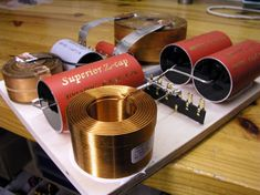 QUATTRO-mkII Diy Speakers, Speaker Design, Cool Inventions, Crossover, 2d, Coffee Maker, Audio, Diy Projects, Layout