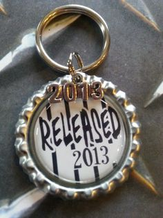 Blowout Sale - On sale Class Of 2013 Graduation Keychain Released by tracikennedy, $3.75