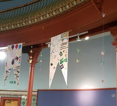 Banners made by groups from across Leeds who have thought about what Peace means to them today, within their own lives. Peace Meaning, Leeds City, City Museum, Banners, Display, This Or That Questions, Projects, Inspiration, Design