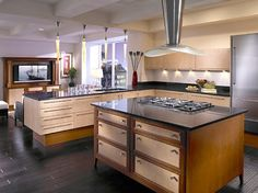 Innovative Kitchen Worktops Technology