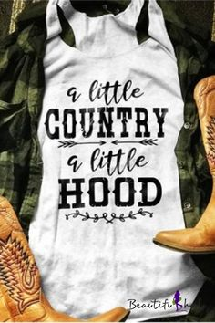 About Little Country Little Hood Tank Top This tank top is Made To Order, we print one by one so we can control the quality. We use DTG Technology to print Little Country Little Hood Tank Top Country Shirts, Country Outfits, Country Tank Tops, Country Fashion, Just In Case, Just For You, Girly, Vinyl Shirts, Personalized T Shirts