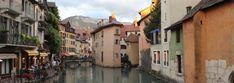 האלפים הצרפתיים – אנסי – היפה בערים – על טיולים ומה שביניהם