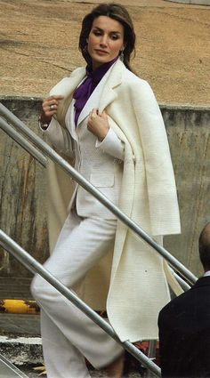 2009 - Queen Letizia of Spain when Princess of Asturias.
