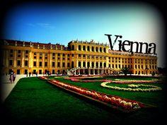 Vienna..Schonebrunn castle..a place my grandmother walked.
