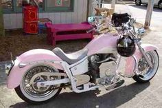 pink automatic motorcycle - Google Search