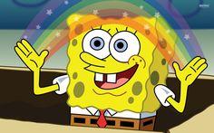 #college and #spongebobsquarepants  Enough said!