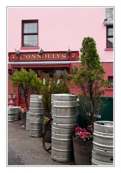 Pub in Kinvara, Ireland