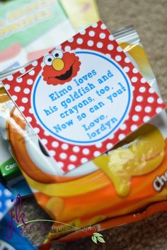 "Photo 19 of 54: Sesame Street / Birthday ""Jordyn's tuns TWO"" 