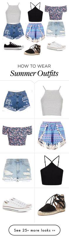 Skromny zestaw na lato! Który wybierzesz? :)