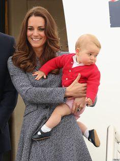 イギリスのジョージ王子が可愛すぎる! - NAVER まとめ
