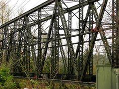 Abandoned Trolley Bridge