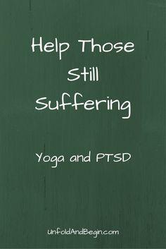 Yoga for PTSD on UnfoldAndBegin.com