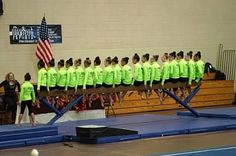 Edge Gymnastics Team