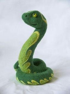 Чудо из ничего - Змейка