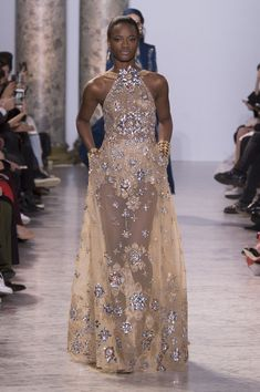 Elie Saab Spring-Summer Couture 2017 Collection