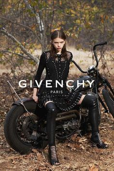 #Givenchy #Rocks Best Fashion Advertisements Spring 2015