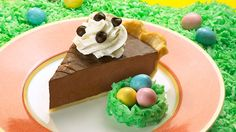 This Velvety Chocolate Cream Pie will have your family swooning. Find quick and easy recipes at DollarGeneral.com.
