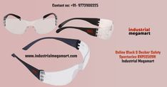 Buy the best quality Black & Decker Safety Spectacles BXPE0501IN by industrial megamart online e-commerce industry with great comfort with best discounts & effective eye protection spectacles online in India. Industrial megamart India's premier B2B & B2C marketplace presents a unique proposition for buying good quality black & decker safety spectacles.   Address: Industrial Megamart ithum Tower B, Noida sector 62   UP.  Contact no: +91- 9773900325 Email id: sales@industrialmegamart.com