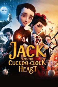 Jack and the Cuckoo Clock Heart DVD Review - Nicki's Random Musings