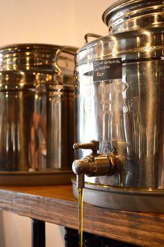 Olives, Secret Hiding Spots, Boutique Bio, Deli Shop, Materiel Camping, Zero Waste Store, Olive Oil Dispenser, Honey Shop, Cheese Shop