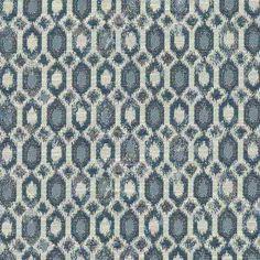 Warwick Fabrics : BAKER, Colour OCEAN Upholstered Bedheads, Chair Reupholstery, Warwick Fabrics, Pattern Matching, Upholstery Fabrics, Open Plan Living, Lounge Chairs, Coachella, Satin Fabric
