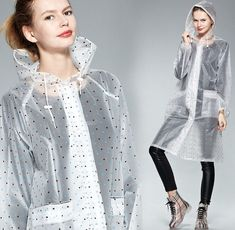 mujeres impermeable Picture - More Detailed Picture about 2017 Transparent Fashion EVA Long Raincoat Rain Poncho Women Eco friendly Capa De Chuva Travel Chubasqueros Mujer impermeables Picture in from shilly's store . Aliexpress.com | Alibaba Group #RaincoatsForWomenTravel
