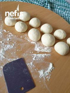 Sadece Süt Ve Unla Katmer – Nefis Yemek Tarifleri Kefir, Hamburger, Dairy, Bread, Cheese, Allah, Food, Essen, Hamburgers
