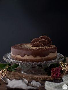 Jaleo en la Cocina: Cheesecake de chocolate y leche malteada, un año en Megasilvita
