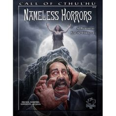 Chaosium Call of Cthulhu 7th Edition - Nameless Horrors