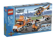 Lego CITY STAR WARS Police Helicopter Fire Rescue Naboo Starfigher Sets Lot of 3