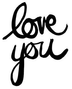 FREE #cutfile: love you