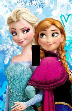 Elsa and Anna single switch, $7.00