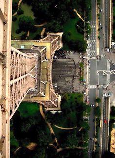 From the Eiffel Tour #Paris