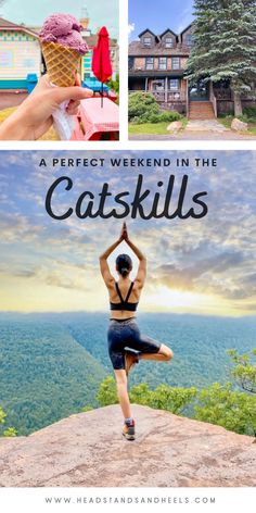 I love living in New York City, but sometimes I need to get away for a weekend and spend some time in nature. Luckily, a mini-vacation in the Catskills is super easy! Here are my tips for where to stay, eat, and hike (with your dogs!) if you're headed up to the mountains.