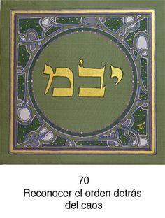 72 Nombres de Dios - Letras Hebreas Hebrew Words, Names Of God, Reiki, Witch, Spirituality, Healing, Mindfulness, Symbols, Spiritual Awareness