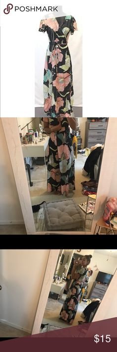 e329c04c8ed Nasty Gal Wrap Dress Summer in the city wrap dress. It s super flattering  and very