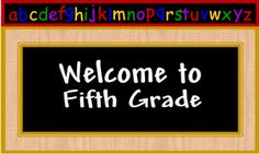My Fifth Grade Blog to share with teachers