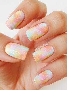 www.facebook.com/marce7ina #nailart #nails #nailpolish