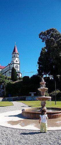 Iglesia de Puerto Varas, Chile