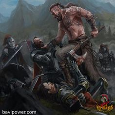 This store created for those person who love vikings. And if you are a viking lover then you can make order for a viking t shirt. Fantasy Warrior, Warrior Concept Art, Fantasy Concept Art, Fantasy Battle, Fantasy Character Design, Medieval Fantasy, Fantasy Artwork, Character Art, Viking Warrior Men
